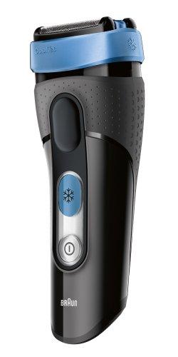 BRAUN CoolTec CT2cc Wet & Dry elektrischer Folienrasierer mit aktiver Kühltechnologie und Reinigungsstation9