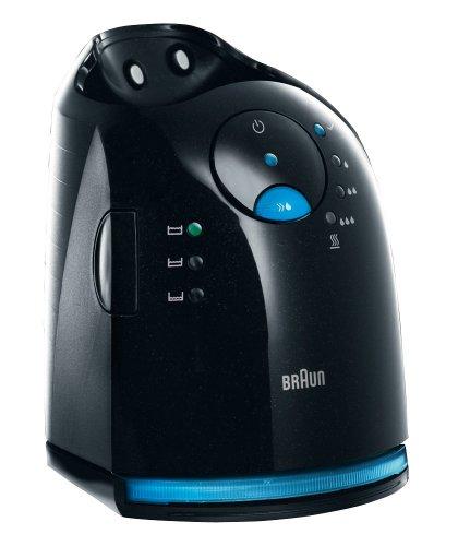 BRAUN Series 7 799cc-7 Wet & Dry elektrischer Rasierer mit Reinigungsstation (1 Reinigungskartusche)7