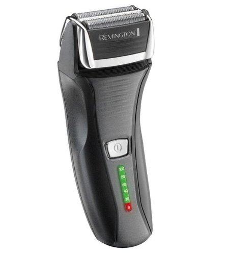 REMINGTON F5800 Herrenrasierer Titanium-X Dual Foil (mit Triple Shave Technologie)
