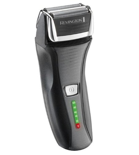 REMINGTON F5800 Herrenrasierer Titanium-X Dual Foil (mit Triple Shave Technologie)1