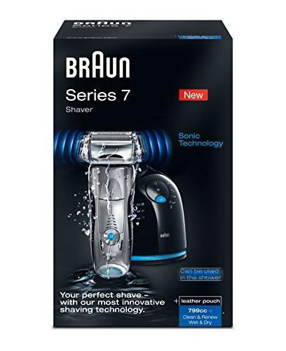 BRAUN Series 7 799cc-7 Wet & Dry elektrischer Rasierer mit Reinigungsstation (1 Reinigungskartusche)6