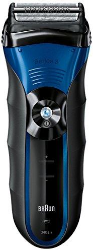 BRAUN Series 3 340s Wet & Dry elektrischer Folienrasierer (Standard Edition)