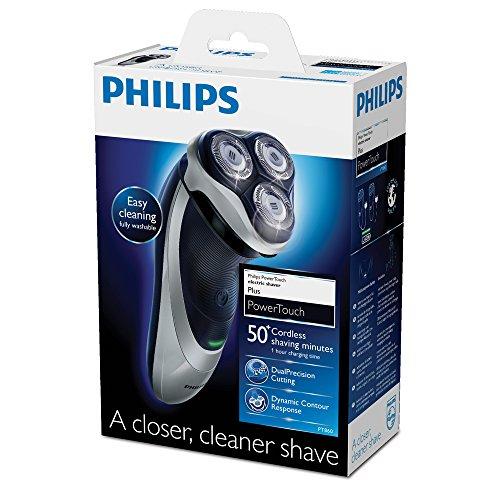 PHILIPS PT860/16 PowerTouch Rasierer (mit Präzisionstrimmer)3