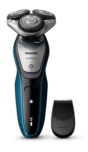 Philips S5420/06 AquaTouch Nass- und Trockenrasierer, Präzisionstrimmer – 1