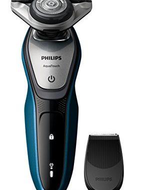 Philips AquaTouch Nass- und Trockenrasierer Präzisionstrimmer S5420/06